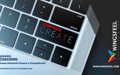Campanha CREATE