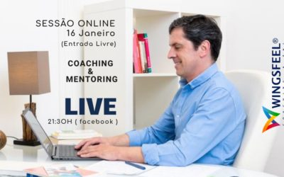 LIVE – Coaching & Mentoring ONLINE